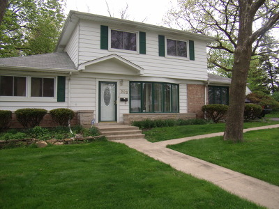 Cook County Single Family Home New: 302 Oakwood Street