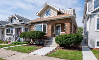 Berwyn Single Family Home New: 3108 Scoville Avenue