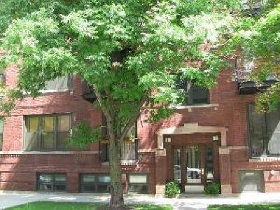 Condo/Townhouse New: 3553 North Paulina Street #3