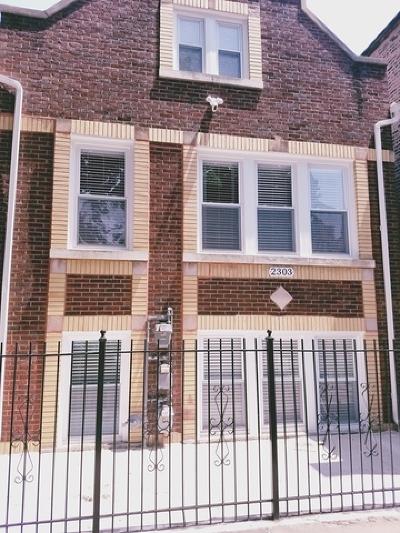 Chicago Multi Family Home For Sale: 2303 South Sacramento Avenue