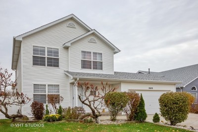 Plainfield Single Family Home New: 2608 Sierra Avenue