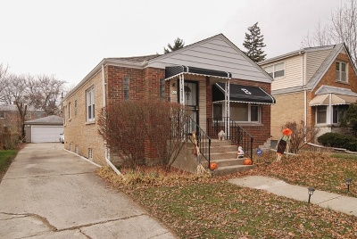 Bellwood Single Family Home For Sale: 406 Granville Avenue