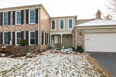 Wheaton Condo/Townhouse New: 1068 Creekside Drive