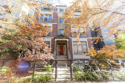 Condo/Townhouse New: 1017 North Wood Street #2N