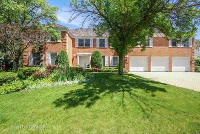 Glenview Single Family Home New: 2416 Saranac Lane