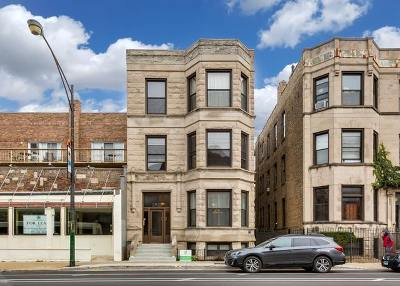 Condo/Townhouse New: 2921 North Halsted Street #1F