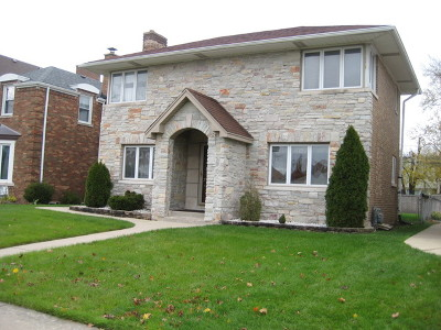 Elmwood Park Single Family Home For Sale: 1631 North 78th Avenue