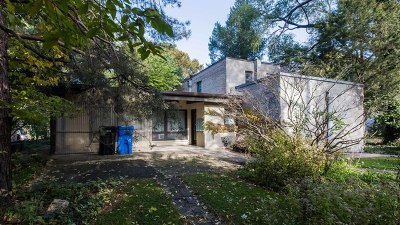 Chicago Single Family Home For Sale: 7124 North Ionia Avenue