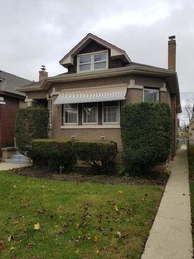 Berwyn Single Family Home New: 1507 Gunderson Avenue