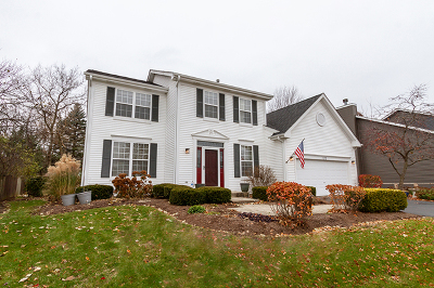 St. Charles Single Family Home New: 173 St Germain Place