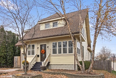 Downers Grove Single Family Home For Sale: 426 Gierz Street