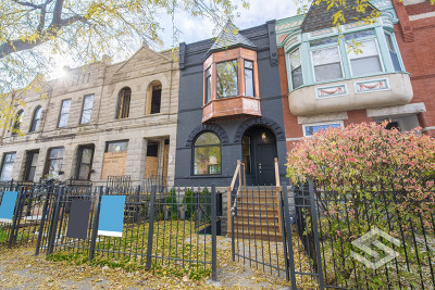Chicago Single Family Home For Sale: 4732 South Evans Avenue