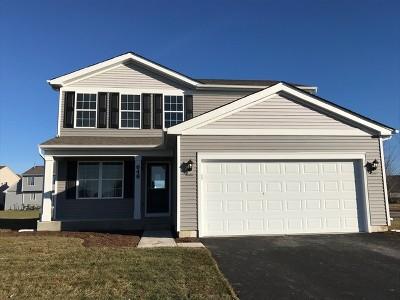 Dekalb Single Family Home For Sale: 648 Devonaire Parkway