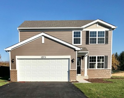 Dekalb Single Family Home For Sale: 1573 Moluf Street