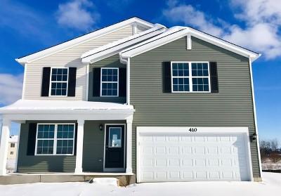 Dekalb Single Family Home For Sale: 410 Thresher Street