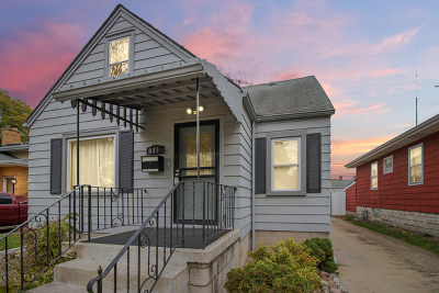 Calumet City Single Family Home New: 545 Gordon Avenue