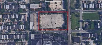 Chicago Residential Lots & Land For Sale: 4601 West Van Buren Street