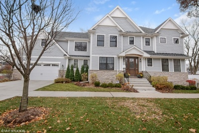 Elmhurst Single Family Home New: 124 East Cayuga Avenue