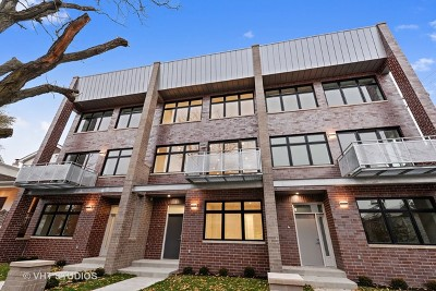 Chicago Condo/Townhouse New: 1804 West Warner Avenue