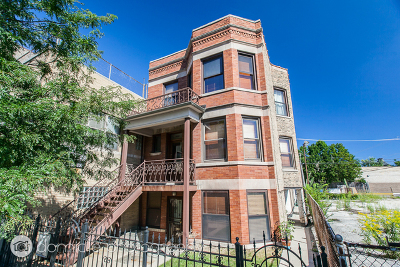 Condo/Townhouse New: 2030 West Irving Park Road #1