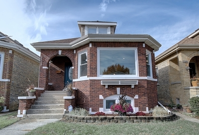 Elmwood Park Single Family Home For Sale: 2138 North 75th Avenue