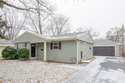 Carpentersville Single Family Home New: 18 Aspen Lane