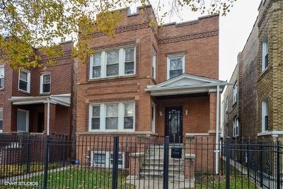 Chicago Multi Family Home New: 2242 North Lockwood Avenue