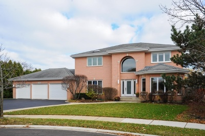 Deerfield Single Family Home For Sale: 83 Bentley Court