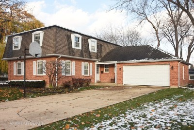 Palatine Single Family Home For Sale: 747 North Willow Wood Drive