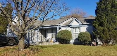 Lake Zurich Single Family Home Contingent: 416 Pheasant Ridge Road