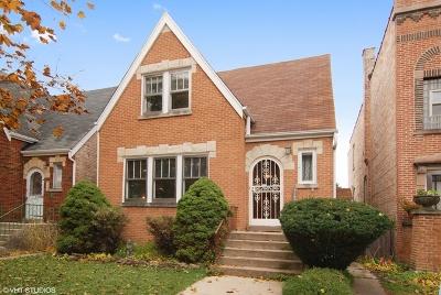 Berwyn Single Family Home New: 1813 Wesley Avenue