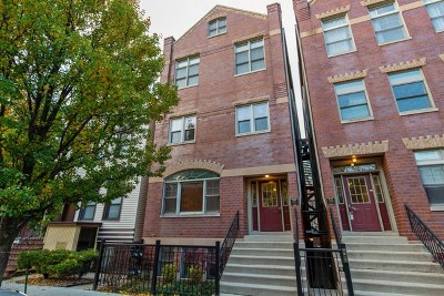 Condo/Townhouse New: 1352 West George Street #T