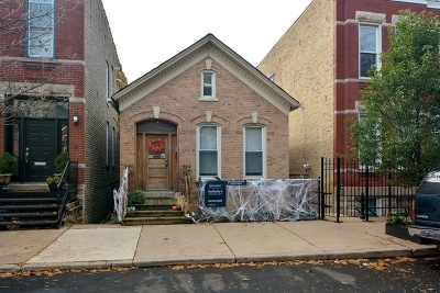 Chicago Residential Lots & Land New: 1739 West Julian Street