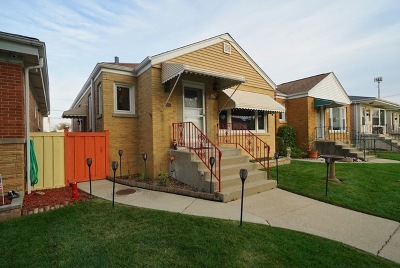 Chicago Single Family Home New: 5507 North Nottingham Avenue