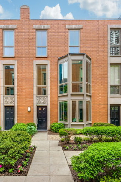 Chicago Condo/Townhouse New: 424 East North Water Street #G