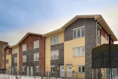 Chicago Condo/Townhouse New: 3521 South Parnell Avenue #B
