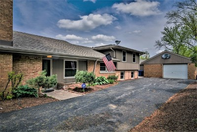 Burr Ridge IL Single Family Home New: $524,999