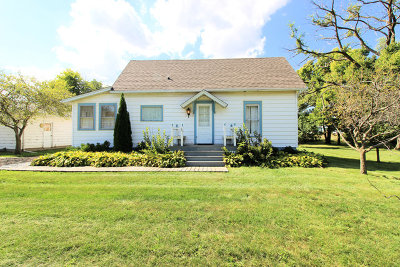 Kankakee Single Family Home For Sale: 2918 North 3750w Road