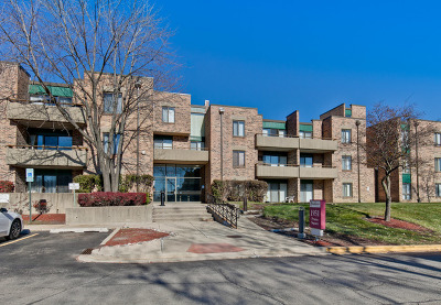 Schaumburg Condo/Townhouse New: 1931 Prairie Square #108