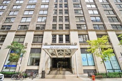 Chicago Condo/Townhouse New: 680 North Lake Shore Drive #1622
