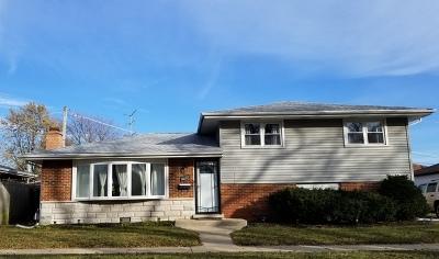Dolton Single Family Home New: 14623 Irving Avenue