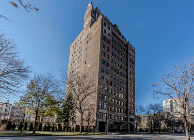 Chicago Condo/Townhouse New: 5510 North Sheridan Road #9B