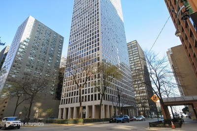 Chicago Condo/Townhouse New: 260 East Chestnut Street #1412