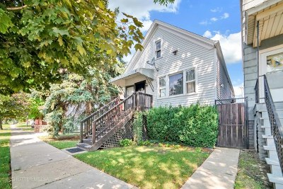 Cicero Single Family Home New: 4924 West 32nd Street