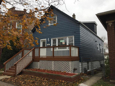 Cicero Single Family Home New: 5228 West 30th Place