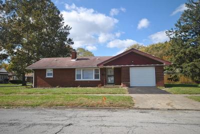 Dolton Single Family Home New: 14242 Park Avenue