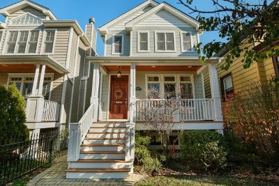 Single Family Home For Sale: 4155 North Oakley Avenue