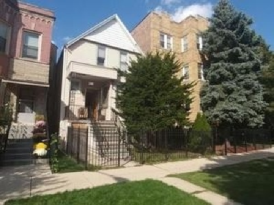 Chicago Multi Family Home New: 3546 West Belden Avenue