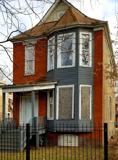 Multi Family Home For Sale: 5641 South Morgan Street