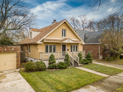 Chicago Single Family Home New: 9229 South Claremont Avenue